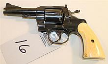 Colt 357 double action revolver. Cal. 357 Mag. 3-3/4