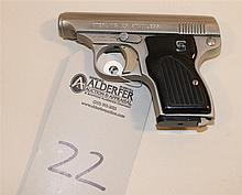 Sterling Arms Sterling 25 semi-automatic pistol. Cal. 25. 2-1/4