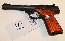 Browning Arms Company Buck Mark Camper semi-automatic pistol. Cal. 22 LR. 5-1/2