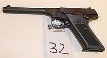 Iver Johnson Trailsman semi-automatic pistol. Cal. 22 LR. 6