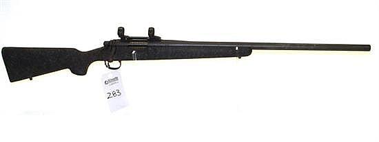 Remington Model 700 bolt action varmint rifle. Cal. 22-250 Rem. 26