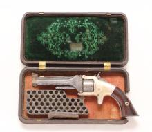 Smith & Wesson 1st Model 1st Issue Type 5 revolver.