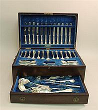 Sterling Silver Flatware Set