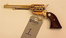 Colt Single Action Frontier California Bicentennial 200 Year Commemorative single action revolver. Cal. 22 LR. 6