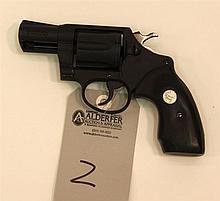 Colt Commando Special double action revolver. Cal. 38. 2