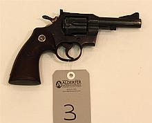 Colt Trooper double action revolver. Cal. 38 Spcl. 4