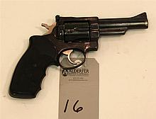 Ruger Security-Six double action revolver. Cal. 357 Mag. 4