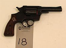 German Falcon double action revolver. Cal. 38 Spcl. 4