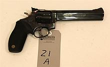 Taurus Model 970 Tracker double action revolver. Cal. 22 LR. 6-1/2