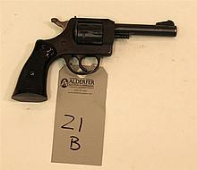 H&R Inc. Model 929 double action revolver. Cal. 22. 4