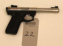 Ruger 22/45 Mark II Target semi-automatic pistol. Cal. 22 LR. 5-1/2
