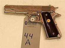 Colt Model 1911A1 Pacific Theater of Operations WWII Commemorative semi-automatic pistol. Cal. 45 ACP. 5