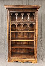 Bookcase, Distressed, 74
