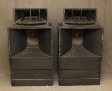 (2) Pair of Altec High Frequency Sound Speakers