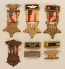 Grouping of GAR Medals