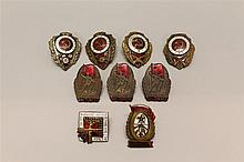 Soviet Military Qualification Badges