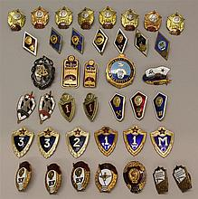 Soviet Qualification Badges