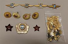 Soviet Hat Badges and Insignia
