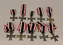 German WWII War Service Crosses