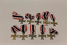 German WWII War Service Crosses
