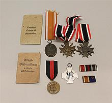German WWII Medals