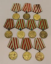 Soviet Defense of Moscow Medals