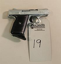 Lorcin L22 semi-automatic pistol. Cal. 22. 2-1/2