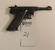 Sterling Arms Corp Trapper semi-automatic pistol. Cal. 22 LR. 4-1/2