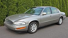 2000 Buick Park Avenue 4 Door Sedan, Champagne with Pinstripe, V6 3800 Series II Engine, 73,830 Miles, VIN# 1G4CW52K5Y4140147, Autom...