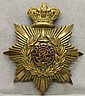 19th Century Helmet Plate - British Royal Military College