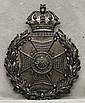 19th Century Shako Plate - British Rifle Brigade