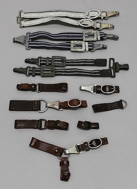WWII German Dagger Hangers