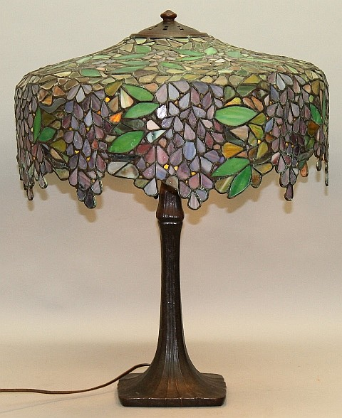 Handel Wisteria Table Lamp