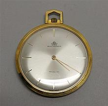 Bucherer Pocket Watch