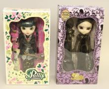 PAIR OF MIB NRFB PULLIP JUN PLANNING DOLLS:  2007 F-584 310/504  AND F-605