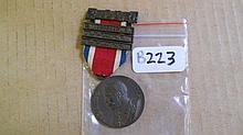 L.C.C. medal