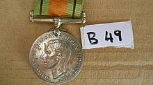 WWII Medals -   Defence Medal C274393 S.W. THOMPSO