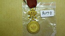 Belgium / Medals -  Order of the Crown medal