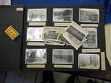 A photo album full of black and white photos of The Dukes.  190 Photos anno