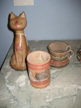 Group of Tonala Pottery