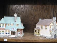 Department 56 First Edition Buildings