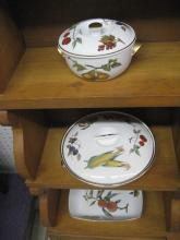 Group of  Royal Worcester Porcelains