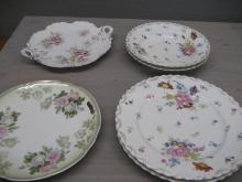 Group of Austrian and German Porcelains