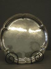A. Schmidt Sterling Silver Tray