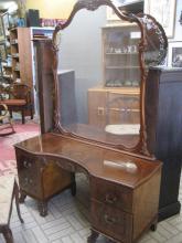 Rococo Revival Vanity