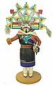 Hopi Katsina Carving - Ramson Honahnie