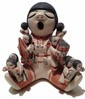 Cochiti Pottery Storyteller