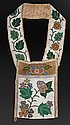 Iroquois Beaded Bandolier