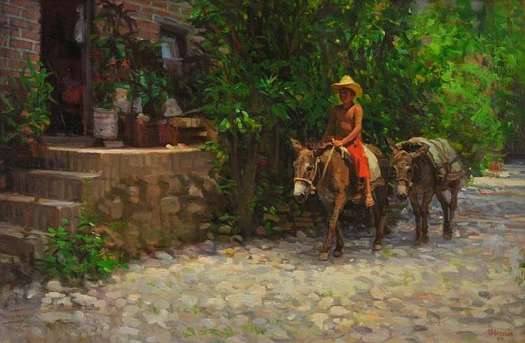 Joe Abbrescia: Petino's Burro