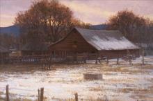 Joe Abbrescia | Winter Sunrise